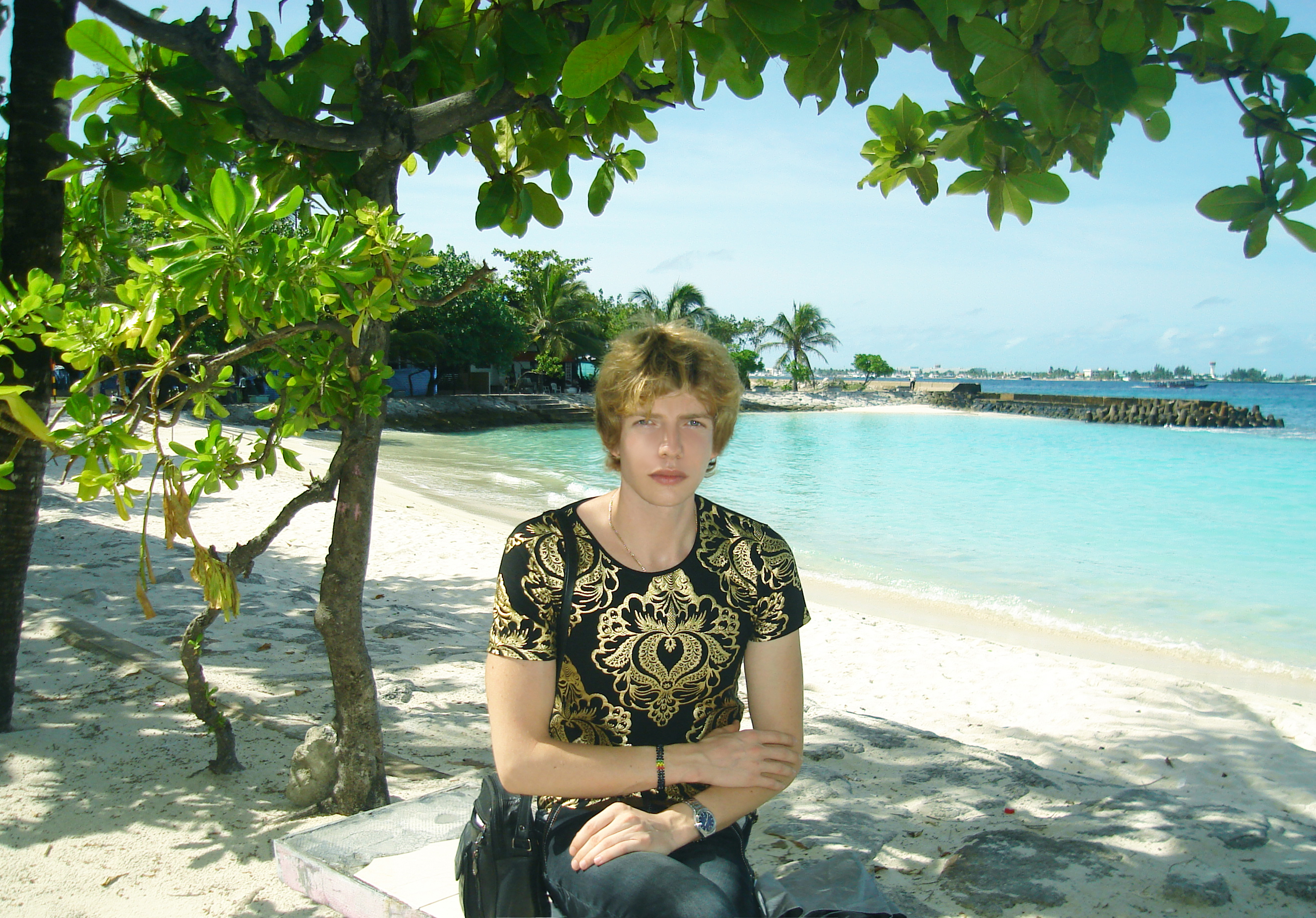 Saša Milivojev - MALE, MALDIVES